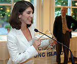 Christine Armario seen at the Press Club of Long Island Annual Awards dinner at the Woodbury Country Club in Woodbury on June 8, 2006. (Photo copyright Jim Peppler 2006).