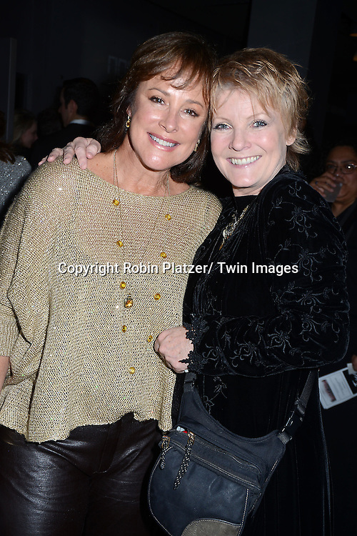 Hillary B Smith and Ellen Dolan attends the  4th Annual Indie Soap Awards  on Tuesday, February 19th at The New World Stages in New York City. .
