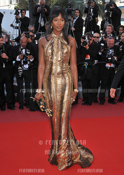 "Naomi Campbell at the premiere of ""Beautiful"" in competition at the 63rd Festival de Cannes..May 17, 2010  Cannes, France.Picture: Paul Smith / Featureflash"