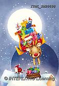 Marcello, CHRISTMAS ANIMALS, WEIHNACHTEN TIERE, NAVIDAD ANIMALES, paintings+++++,ITMCXM2089@,#XA#