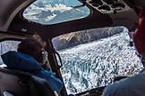 NEW ZEALAND, Franz Josef, Flying onto Franz Josef Glacier, Ben M Thomas