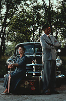 Driving Miss Daisy (1989)<br /> Jessica Tandy, Morgan Freeman<br /> *Filmstill - Editorial Use Only*<br /> CAP/MFS<br /> Image supplied by Capital Pictures