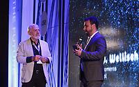 SAO PAULO, SP - 12.02.2019 - CAMPUS PARTY - Wilson D. Welliseh, diretor do Departamento de Inclusão Digital, participa de cerimônia de abertura oficial da Campus Party Brasil nesta terça-feira (12) Expo Center Norte na zona norte de Sao Paulo.<br /> <br /> <br /> (Foto: Fabricio Bomjardim / Brazil Photo Press / Folhapress)