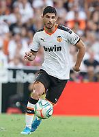 Valencia CF's Gonzalo Guedes during La Liga match. August 17,2019. (ALTERPHOTOS/Acero)<br /> Liga Spagna 2019/2020 <br /> Valencia - Real Sociedad<br /> Foto Alterphotos / Insidefoto <br /> ITALY ONLY