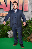 Jack Black at the &quot;Jumanji: Welcome to the Jungle&quot; premiere at the Vue West End, Leicester Square, London, UK. <br /> 07 December  2017<br /> Picture: Steve Vas/Featureflash/SilverHub 0208 004 5359 sales@silverhubmedia.com