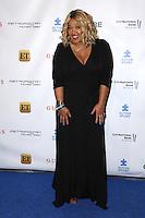 BURBANK, CA - SEPTEMBER 29: Kym Whitley at the Autism Speaks' La Vie En Blue Fashion Gala at Warner Bros. Studios in Burbank, California on September 29, 2016. Credit: David Edwards/MediaPunch