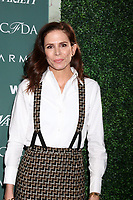 LOS ANGELES - FEB 20:  Cristina Ehrlich at the CFDA Variety and WWD Runway to Red Carpet at Chateau Marmont Hotel on February 20, 2018 in West Hollywood, CA