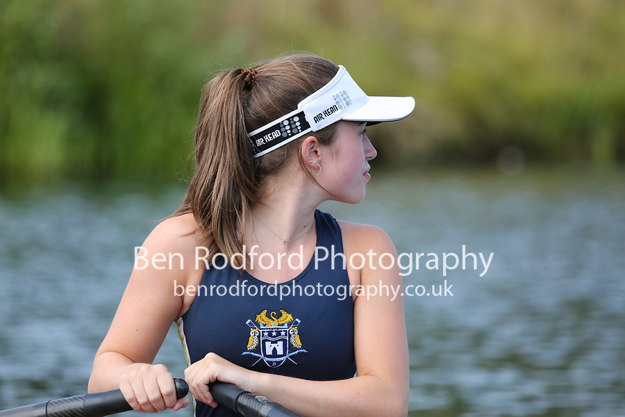 Race: 107  W.J15.1x  Final<br /> <br /> Peterborough Summer Regatta 2018 - Saturday<br /> <br /> To purchase this photo, or to see pricing information for Prints and Downloads, click the blue 'Add to Cart' button at the top-right of the page.