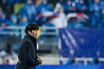 Suwon Samsung Head Coach Seo Jung Won during the AFC Champions League 2017 Group G match Between Suwon Samsung Bluewings (KOR) vs Guangzhou Evergrande FC (CHN) at the Suwon World Cup Stadium on 01 March 2017 in Suwon, South Korea. Photo by Victor Fraile / Power Sport Images