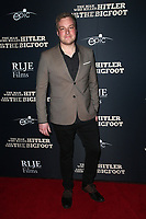 """04 February 2019 - Hollywood, California - Robert D. Krzykowski. """"The Man Who Killed Hitler and Then the Bigfoot"""" Los Angeles Premiere held at Arclight Hollywood. Photo Credit: Faye Sadou/AdMedia"""