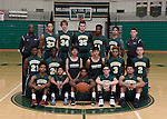 12-15-16, Huron High School boy's junior varsity basketball team
