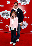 "LOS ANGELES, CA. - October 04: Actor Ray Liotta and daughter Carson arrive at Variety's ""Power Of Youth"" to Benefit St. Jude presented by Target at L.A. Live on October 4, 2008 in Los Angeles, California."