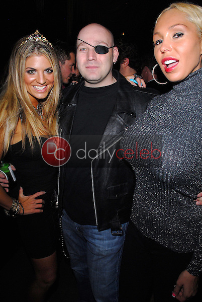 Bridgetta Tomarchio, Eliot Sirota and Mary Carey<br />