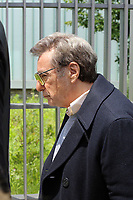 www.acepixs.com<br /> <br /> July 17 2017, New York City<br /> <br /> AL Pacino plays disgraced college football coach Joe Paterno on the set of the new movie &quot;Happy Valley' on July 17 2017 in New York City<br /> <br /> By Line: Philip Vaughan/ACE Pictures<br /> <br /> <br /> ACE Pictures Inc<br /> Tel: 6467670430<br /> Email: info@acepixs.com<br /> www.acepixs.com