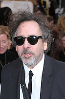 BEVERLY HILLS, CA - JANUARY 13: Tim Burton at the 70th Annual Golden Globe Awards at the Beverly Hills Hilton Hotel in Beverly Hills, California. January 13, 2013. Credit MediaPunch Inc. /NortePhoto
