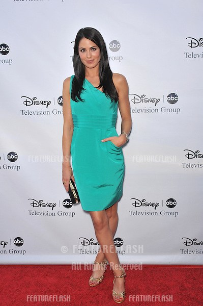 Michelle Borth, star of The Forgotten, at the ABC TV 2009 Summer Press Tour cocktail party at the Langham Hotel, Pasadena..August 8, 2009  Los Angeles, CA.Picture: Paul Smith / Featureflash