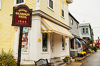 Historic Bearskin Neck district, Rockport, Massachusetts, USA