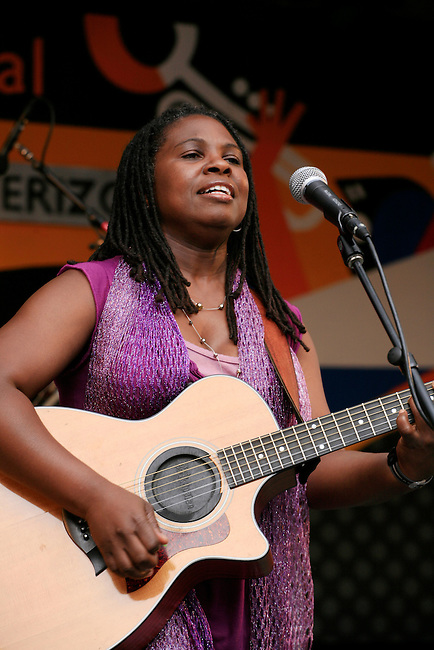 RUTHIE FOSTER preforms at the 2009 MONTEREY JAZZ FESTIVAL - CALIFORNIA