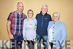 Trevor West, Mary Joe Quigley, John and Breda Murphy attending the St John's Church Ashe Street, Harvest Thanksgiving & Bicentenary Celebrations on Sunday..