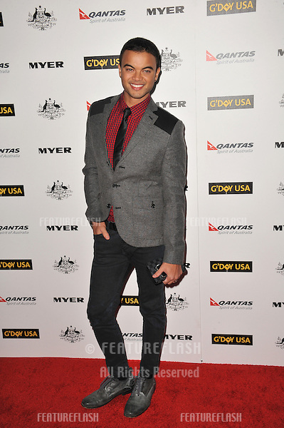 Guy Sebastian at the 2011 G'Day USA Black Tie Gala at the Hollywood Palladium..January 22, 2011  Los Angeles, CA.Picture: Paul Smith / Featureflash
