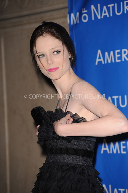 WWW.ACEPIXS.COM . . . . . ....April 15 2010, New York City....Model Coco Rocha arriving at the 2010 AMNH Museum Dance at the American Museum of Natural History on April 15, 2010 in New York City....Please byline: KRISTIN CALLAHAN - ACEPIXS.COM.. . . . . . ..Ace Pictures, Inc:  ..(212) 243-8787 or (646) 679 0430..e-mail: picturedesk@acepixs.com..web: http://www.acepixs.com