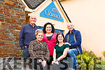 Chairman of the Glorach Theatre John Nelligan (on right) with new board members: <br /> Tom Madigan NCW, Linda Hennessy Rooska, Siobhán Foley, Dromtrasna & Marie Lyons Abbeyfeale.