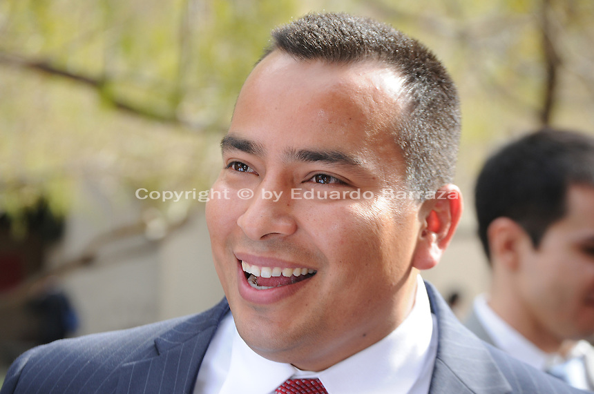 Daniel T. Valenzuela, City Phoenix Councilman, District 5. Photo by Eduardo Barraza © 2012