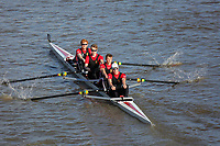 Crew: 46  UWK (A)  University of Warwick (J Bedford)  4+ Acad Champ<br /> <br /> Fours Head of the River 2018<br /> <br /> To purchase this photo, or to see pricing information for Prints and Downloads, click the blue 'Add to Cart' button at the top-right of the page.