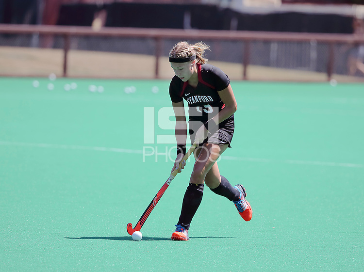 Stanford, CA; Saturday August 31, 2014: Field Hockey, Stanford vs Liberty