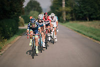 Guillaume Martin (FRA/Wanty-Groupe Gobert)<br /> <br /> 59th Grand Prix de Wallonie 2018 <br /> 1 Day Race from Blegny to Citadelle de Namur (BEL / 206km)