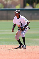 Daurys Mercedes, Chicago White Sox 2010 extended spring training..Photo by:  Bill Mitchell/Four Seam Images.