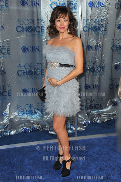 Autumn Reeser at the 2011 Peoples' Choice Awards at the Nokia Theatre L.A. Live in downtown Los Angeles..January 5, 2011  Los Angeles, CA.Picture: Paul Smith / Featureflash