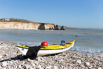 2014-03-16 - Kayak at Freshwater Bay