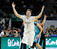 2017.12.31 ACB Real Madrid Baloncesto VS Club Estudiantes