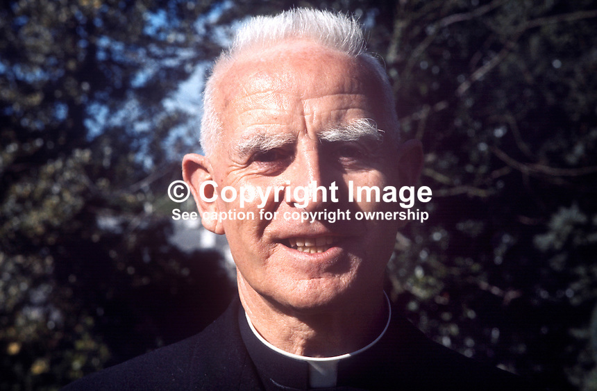 Dr Cornelius Lucey, Roman Catholic, Bishop of Cork, Rep of Ireland, 187310000630.<br />