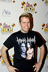 PEREZ HILTON. Arrivals to the blue carpet world premiere of Viva ELVIS, at the Elvis Theater, Aria Resort & Casino in Las Vegas, NV, USA. February 19, 2010.  .