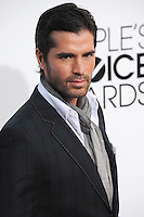 Eduardo Verastegui at the 2014 People's Choice Awards at the Nokia Theatre, LA Live.<br /> January 8, 2014  Los Angeles, CA<br /> Picture: Paul Smith / Featureflash