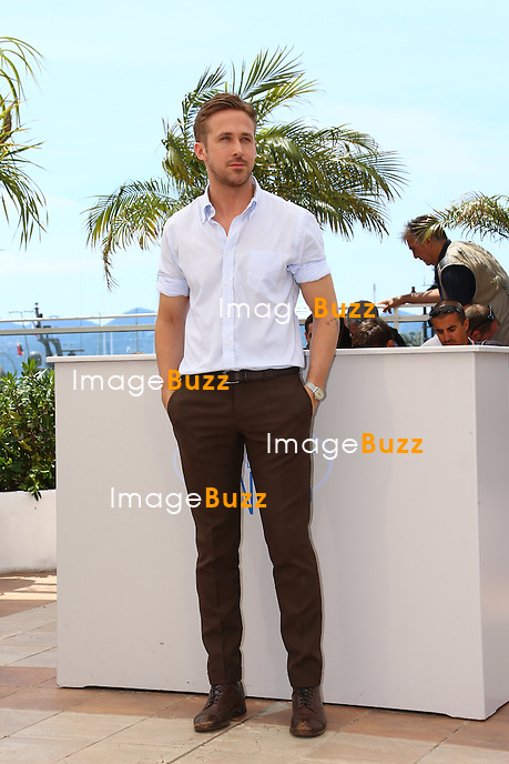 CPE/ Director Ryan Gosling attends the 'Lost River' photocall during the 67th Annual Cannes Film Festival on May 20, 2014 in Cannes, France.