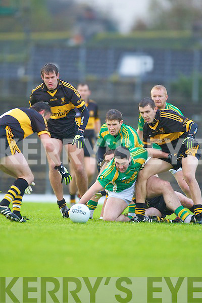 Dr. Crokes v South Kerry in Kerry County Championship Final at Fitzgerald Stadium on Sunday.