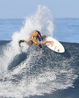 Hawaii's John John Florence.<br /> 2017 Billabong Pipe Masters, Oahu, Hawaii, USA. World Surf League (WSL). Monday 18 December 2017. &copy; Copyright photo: Andrew Cornaga / www.photosport.nz