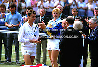 Ivan Lendl<br /> COPYRIGHT MICHAEL COLE  Boris Becker (Germany)<br /> Copyright Michael Cole