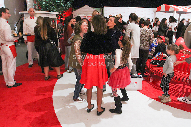 Atmosphere photo of the Annie For Target collection celebration and pop-up shop at Stage 37 in New York City on November 4, 2014.