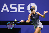 6th September 2017, Flushing Meadowns, New York, USA; MADISON KEYS (USA) during day ten match of the 2017 US Open on September 06, 2017 at Billie Jean King National Tennis Center, Flushing Meadow, NY.