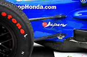 Verizon IndyCar Series<br /> Indianapolis 500 Race<br /> Indianapolis Motor Speedway, Indianapolis, IN USA<br /> Sunday 28 May 2017<br /> Takuma Sato, Andretti Autosport Honda in victory lane, with you Japan<br /> World Copyright: Scott R LePage<br /> LAT Images<br /> ref: Digital Image lepage-170528-indy-10955