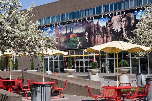 Old Colorado Historical Society, Denver, Colorado, USA John offers private photo tours of Denver, Boulder and Rocky Mountain National Park.