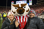 Bucky Badger Engagement