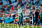 Peter Keane manager Kerry, Kerry v Derry in the All-Ireland Minor Footballl Final in Croke Park on Sunday.