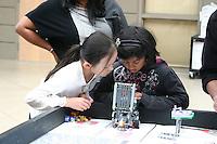 The Harker School .LS - Lower School.FLL Robotics tournament..Photo by Merv Andrade, parent