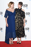 LONDON, UK. October 14, 2016: Lea Seydoux &amp; Marion Cotillard at the London Film Festival 2016 premiere of &quot;It's Only the End of the World&quot; at the Odeon Leicester Square, London.<br /> Picture: Steve Vas/Featureflash/SilverHub 0208 004 5359/ 07711 972644 Editors@silverhubmedia.com