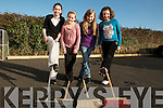 Lixnaw Sean Nos Dancing: Julianne O'Keefe, Alannah Kissane, Sarah Stack & Ciara Shannon.
